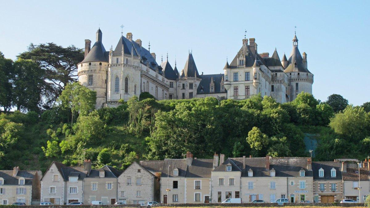 Domaine de Chaumont- sur- Loire